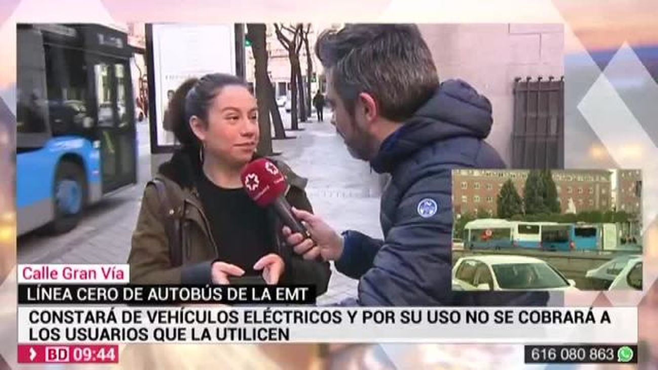 Buenos Días Madrid 18.02.2020