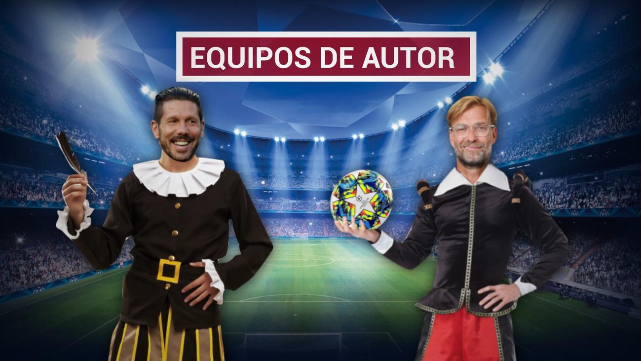 El Atlético de Madrid desafía al Liverpool