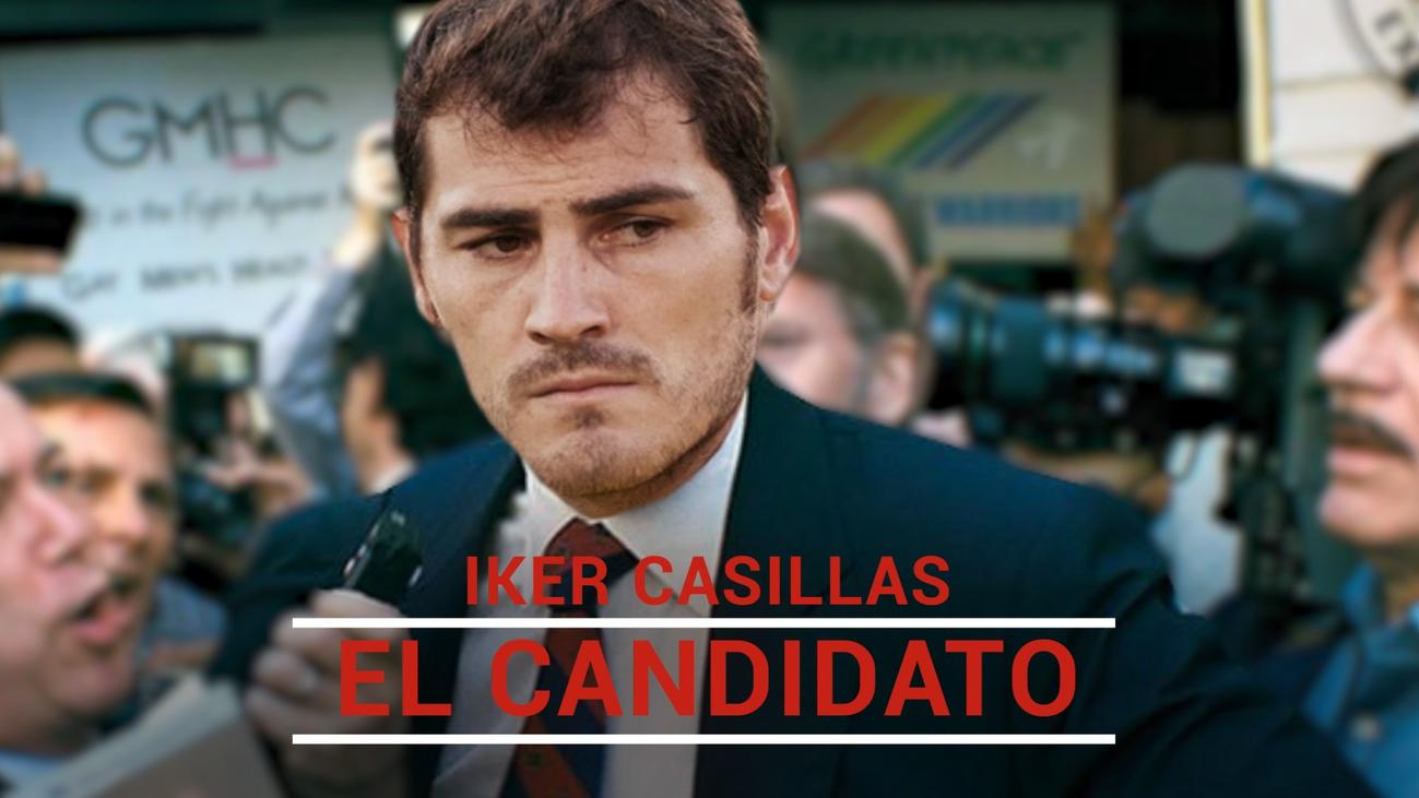 Casillas cuenta con el apoyo de la calle en su carrera por presidir la Federación
