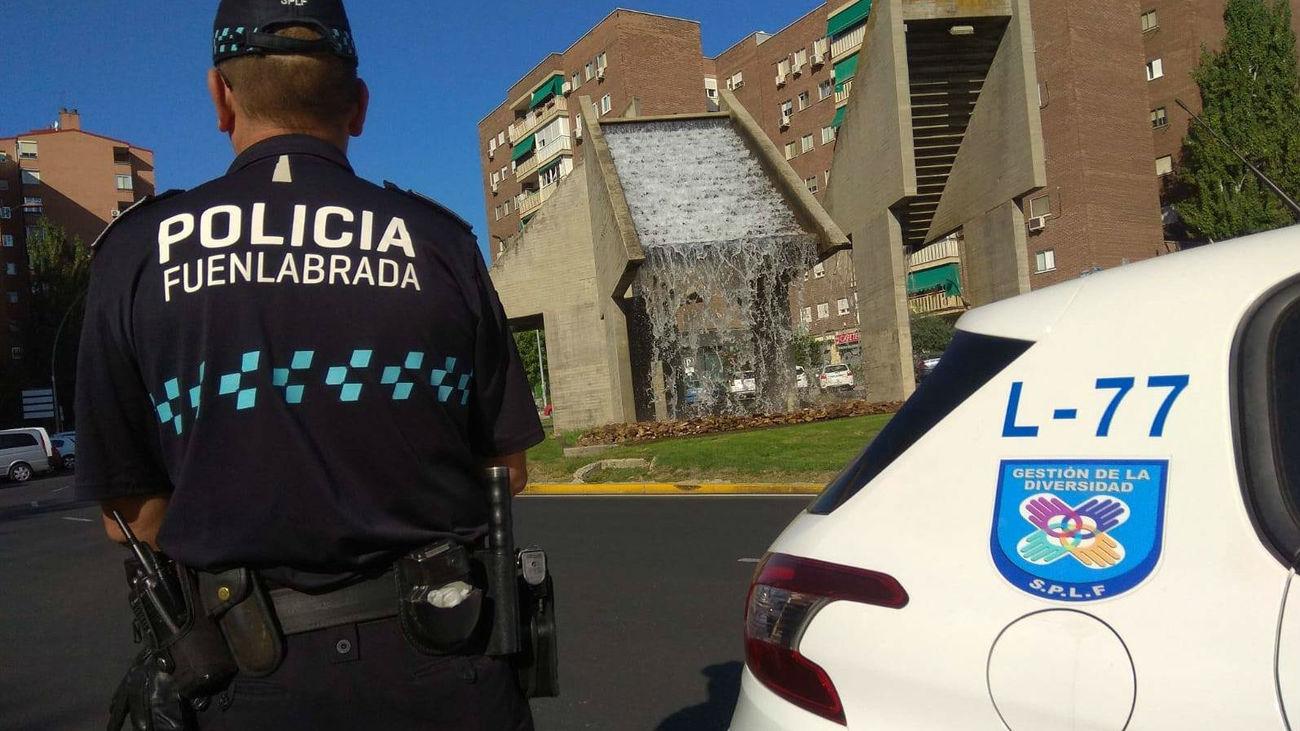 Policía Local de Fuenlabrada