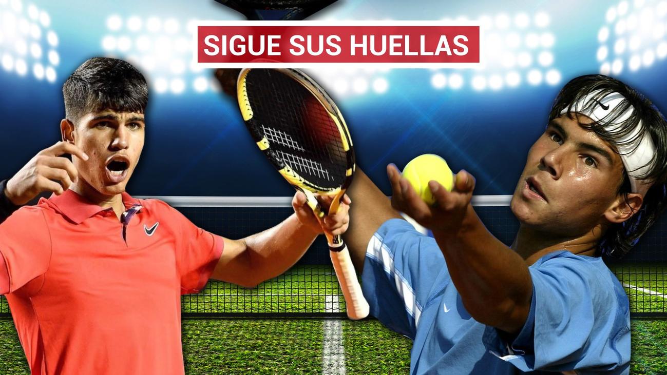 Carlos Alcaraz, primer tenis de 16 años en ganar un partido de la ATP
