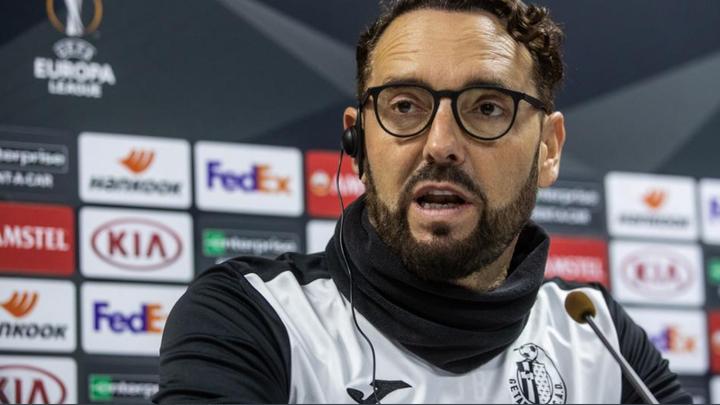 """Bordalás: """"¿Yo, el pequeño Mourinho? No, soy José Bordalás"""""""
