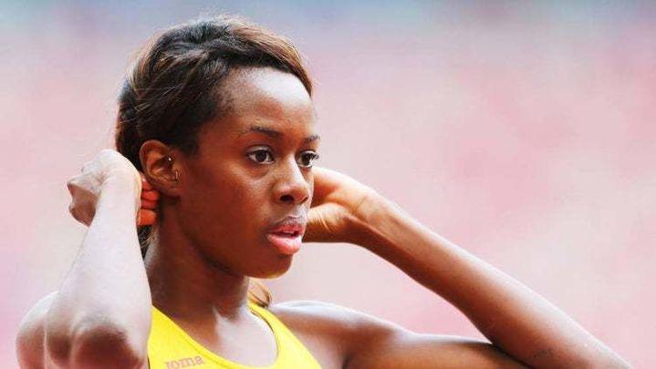 Aauri Bokesa, del baloncesto a atleta olímpica