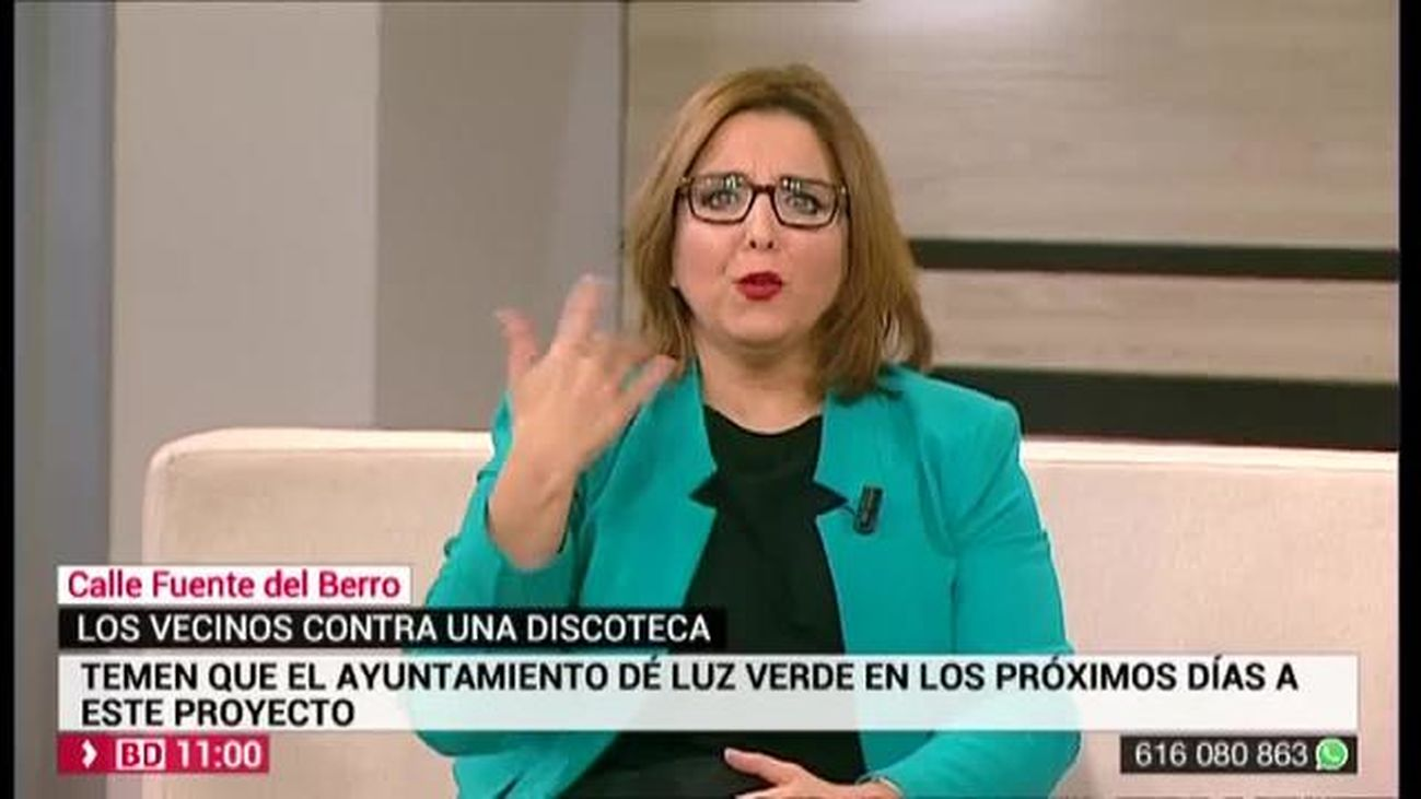 Buenos Días Madrid 20.02.2020 (10.30 - 11.30)