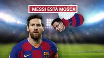 """Messi sobre el 'Barçagate': """"Lo veo raro"""""""