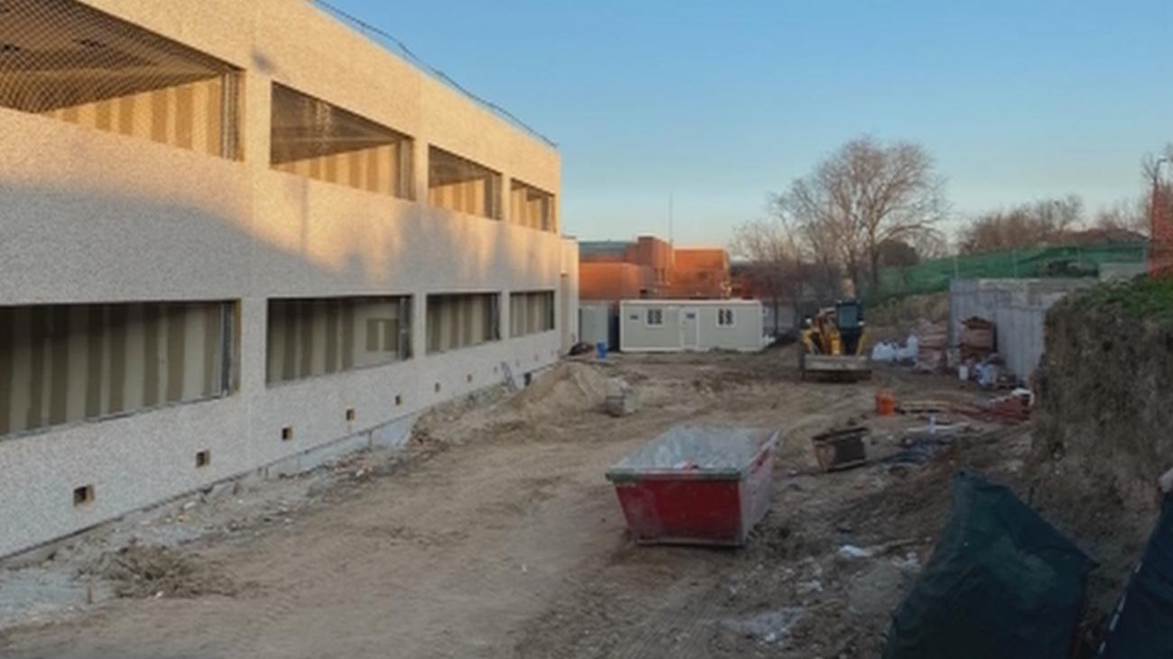 Denuncian llevar 12 años esperando a que finalice la construcción de un instituto en Vicálvaro