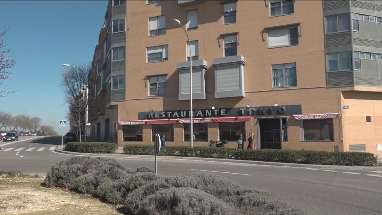 Robo a punta de pistola en un restaurante de comida china en Vallecas