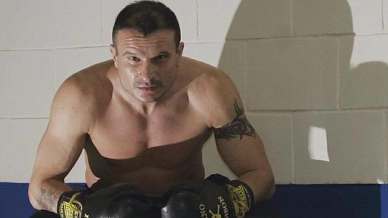 Castillejo, el boxeador español más laureado