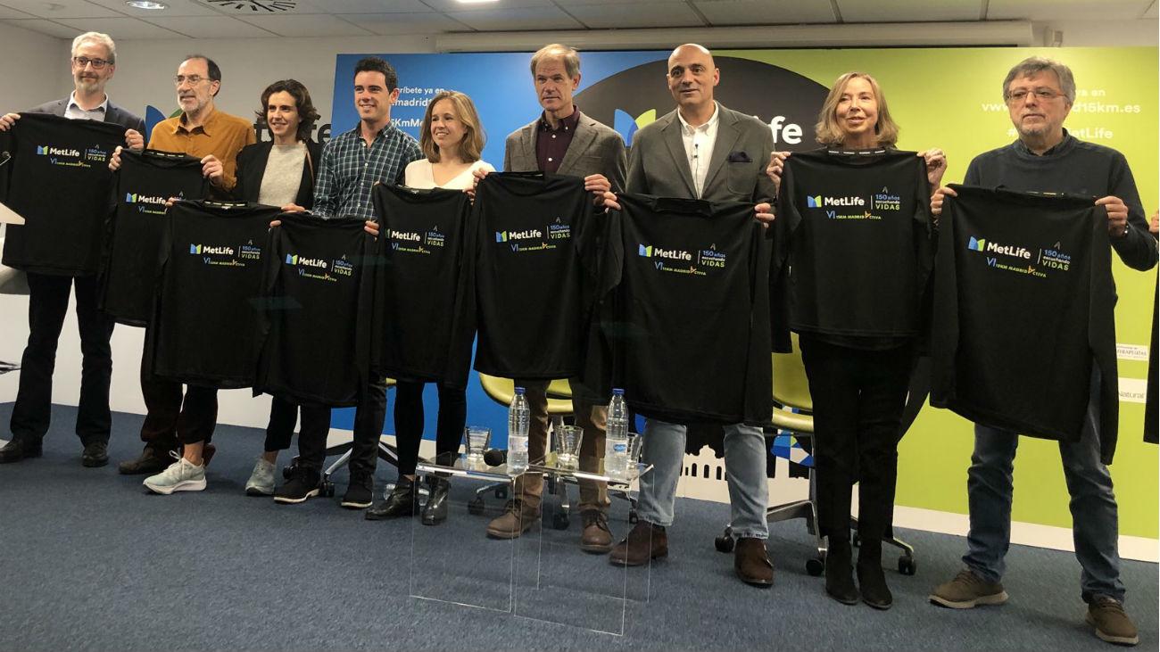 '15km MetLife Madrid Activa', una carrera solidaria con el TDHA