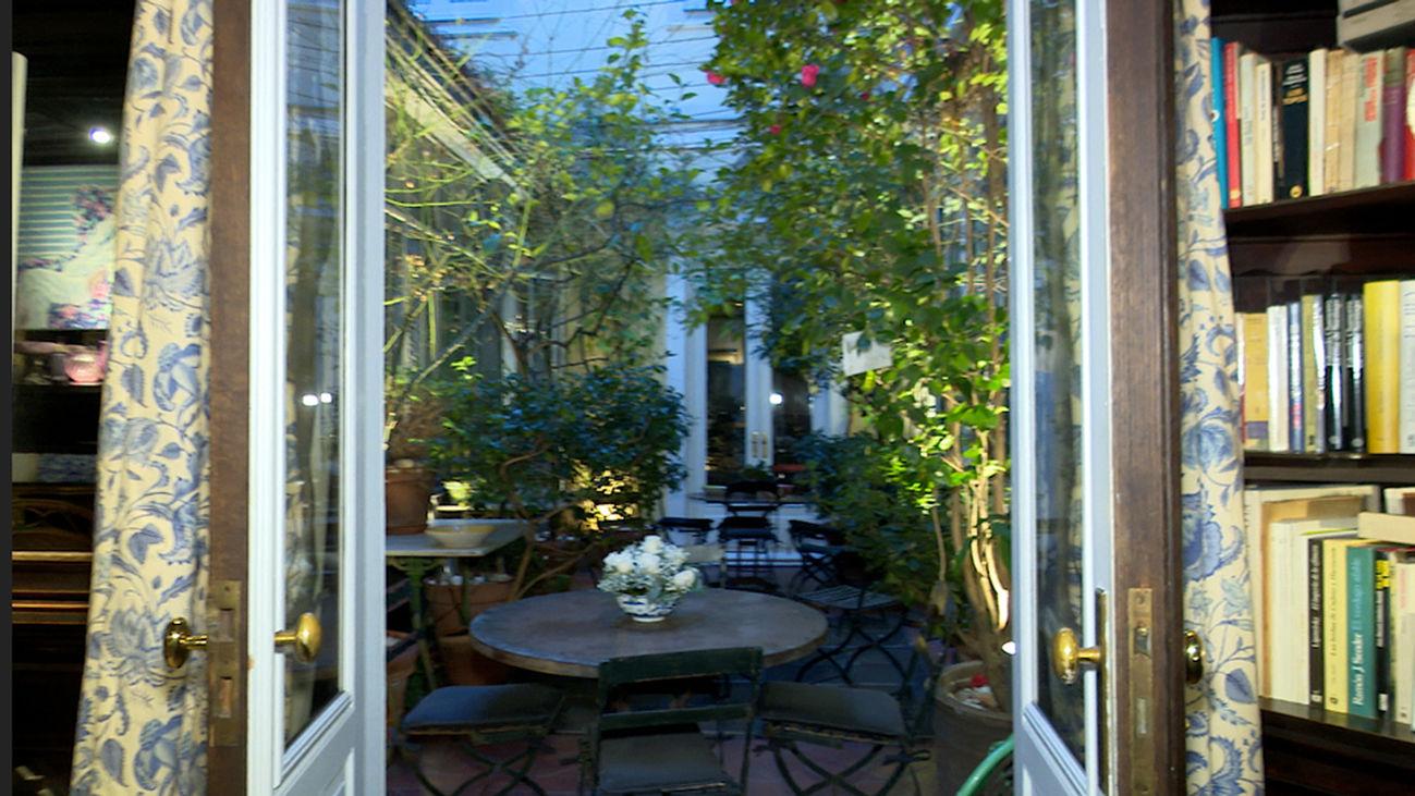 Un extraordinario palacete del siglo XIX en el Barrio de Las Letras