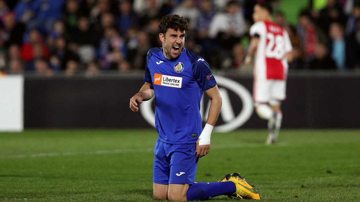 2-0. El Getafe impone su estilo y golpea primero al Ajax