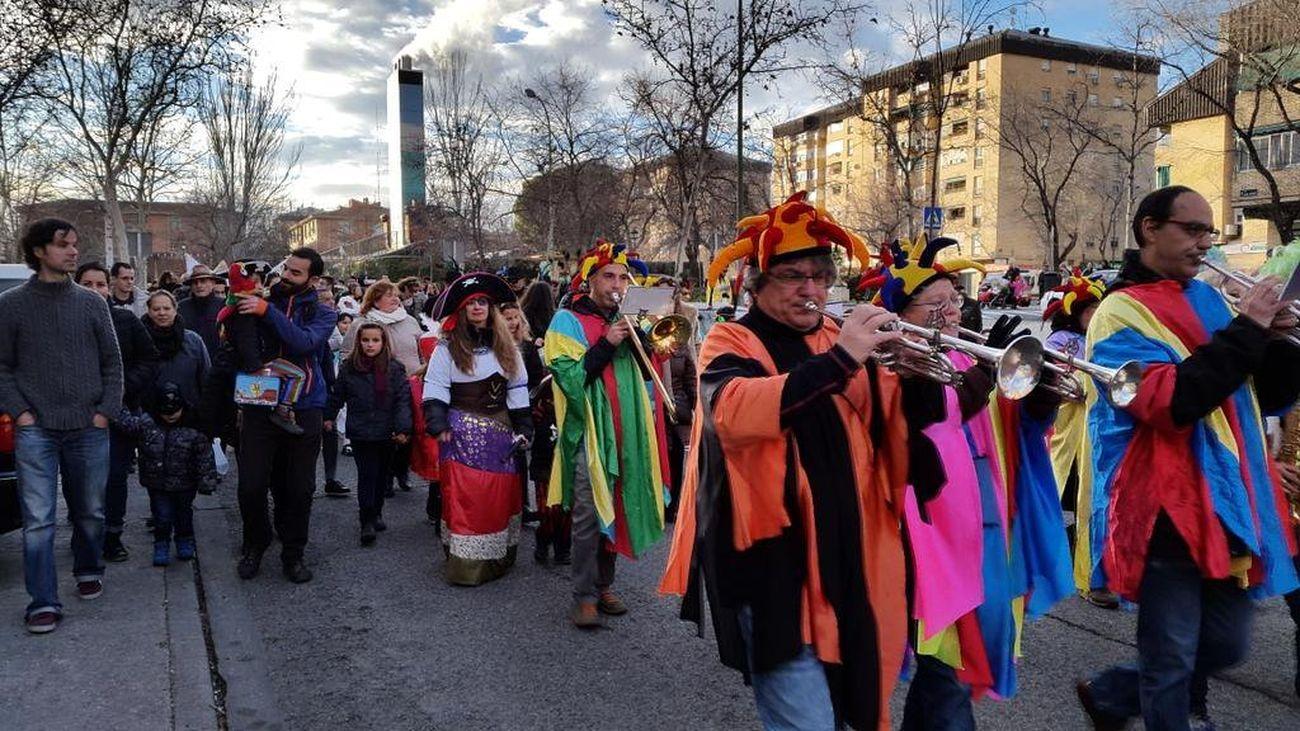 Carnaval de Orcasitas