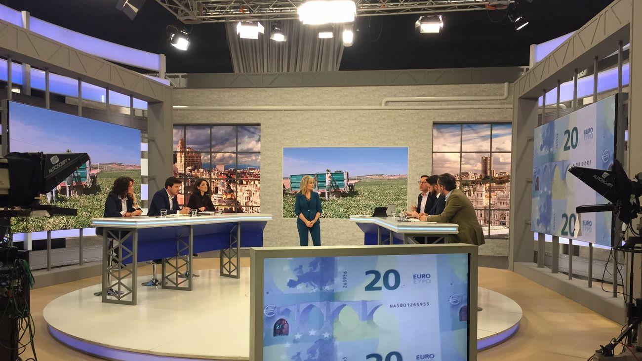 ¿Más impuestos  para Madrid? La armonización fiscal a debate en 120 Minutos