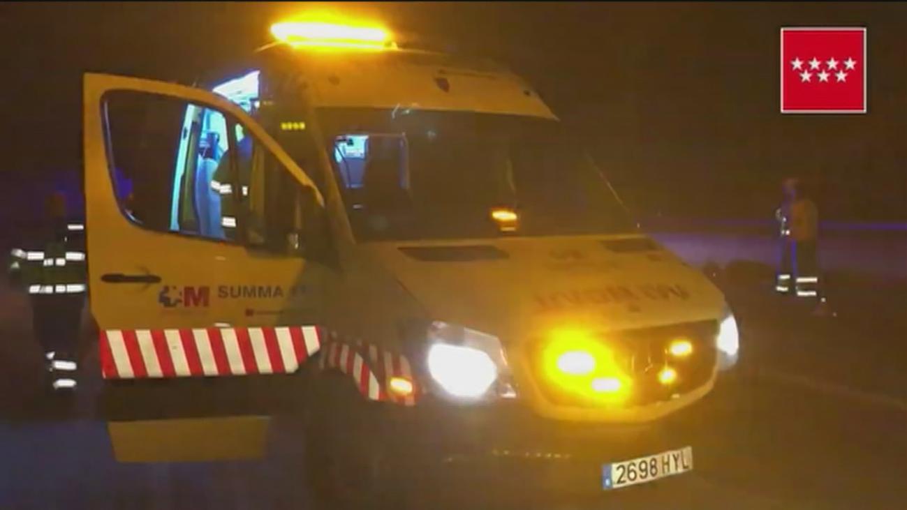 Muere atropellada en la M-505 a la entrada de Molino de La Hoz, en Las Rozas