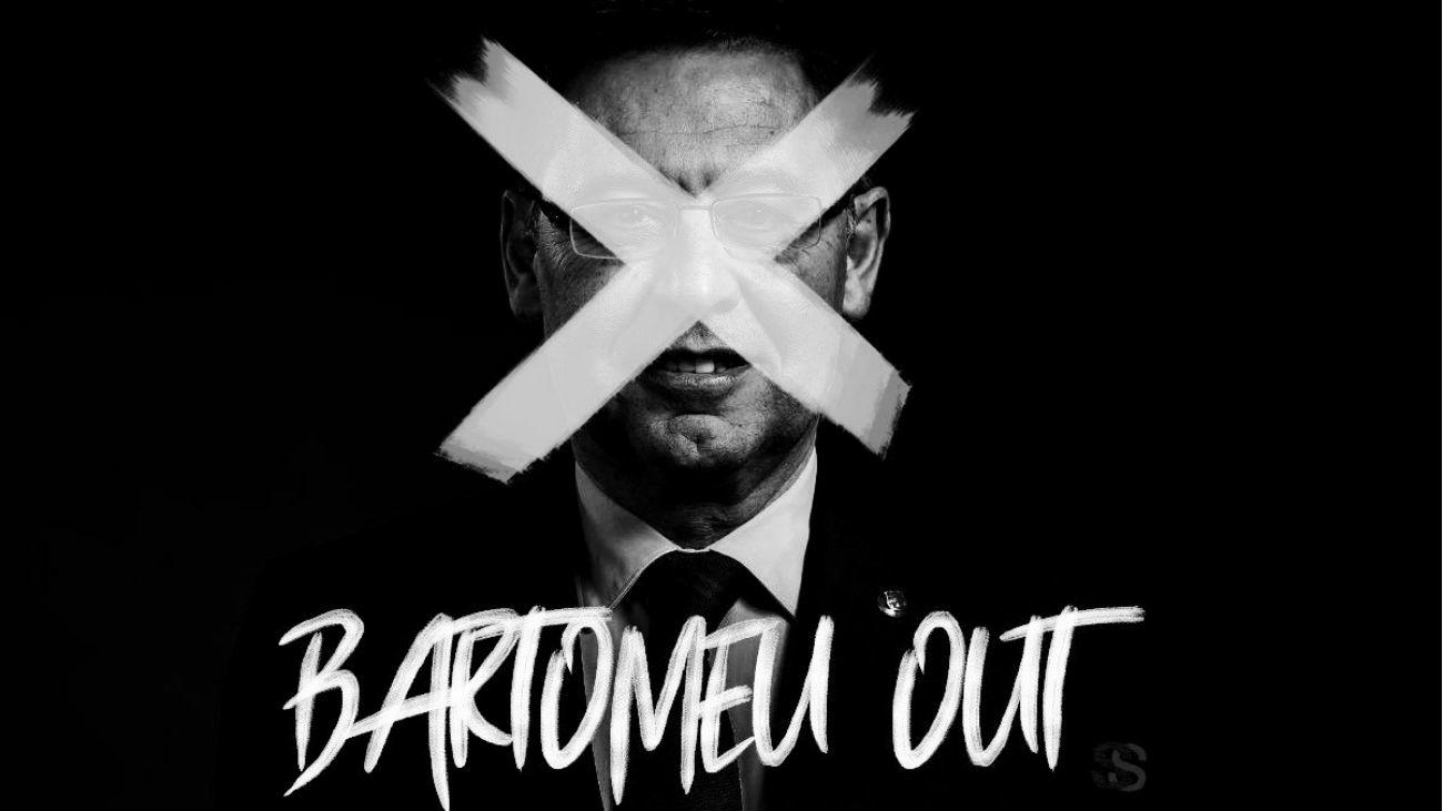Bartomeu, acosado