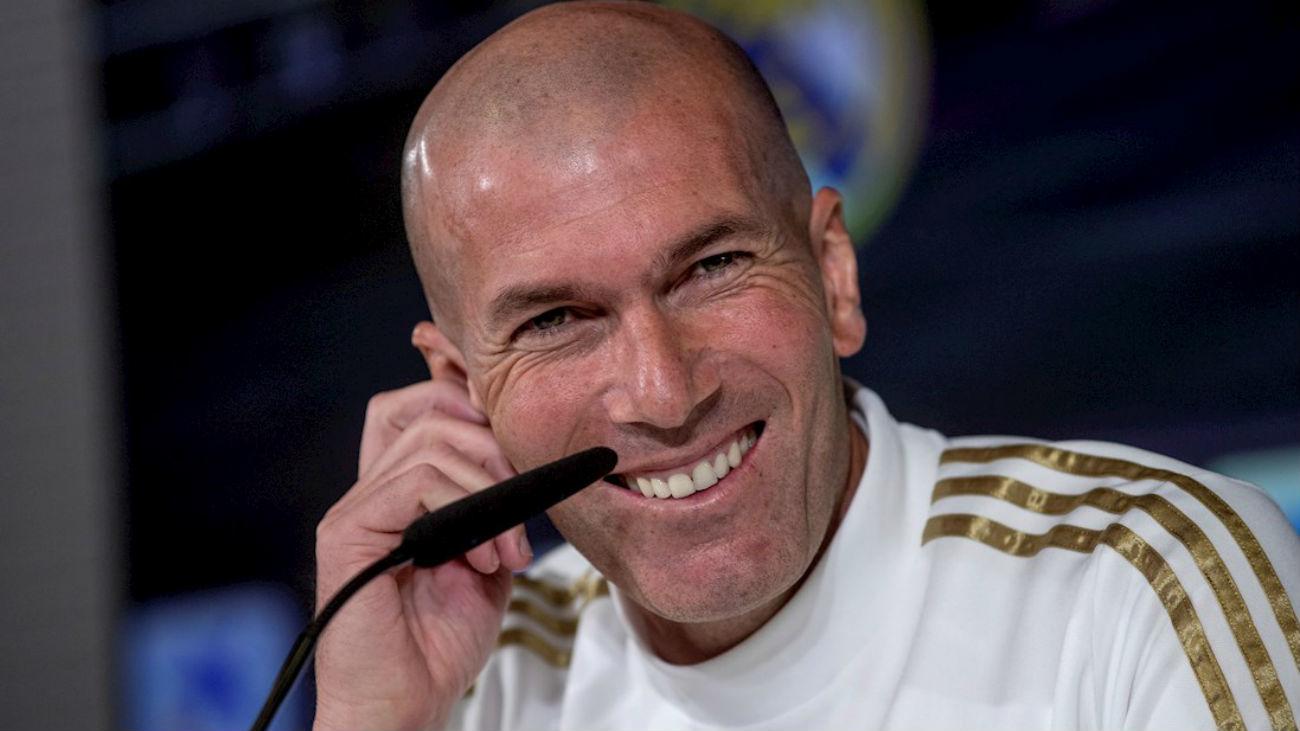 """Zidane: """"Ya sabemos que en marzo y abril se juega todo"""""""