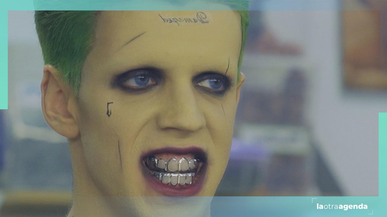 El tutorial para maquillarse como el 'Joker' y triunfar en Carnaval