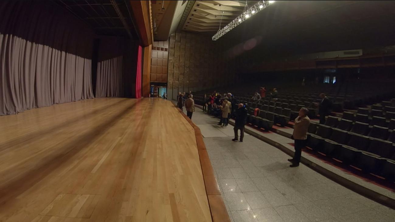 El Palacio de Congresos, el gigante dormido a punto de resucitar en la Castellana