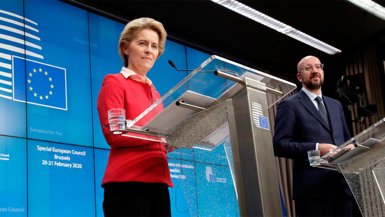 Los líderes de la UE no logran un acuerdo sobre el presupuesto comunitario