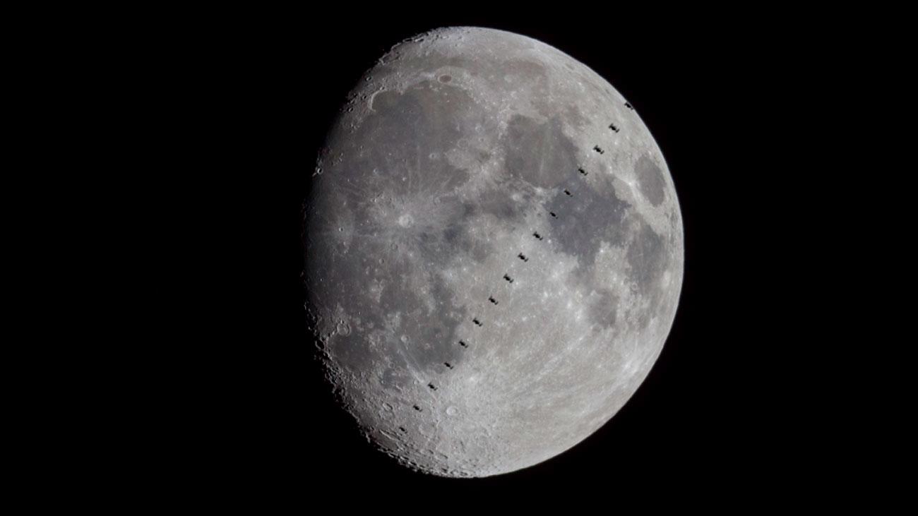 Javier Manteca, el fotógrafo de Getafe de la estación Espacial Internacional