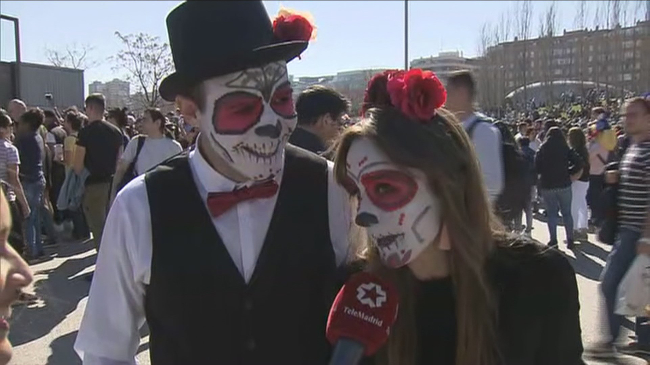 La cultura iberoamericana, protagonista del pasacalles del Carnaval de Madrid