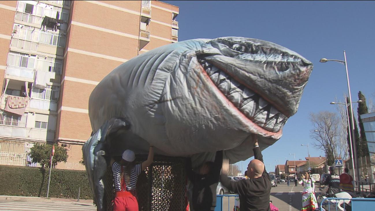 Fuenlabrada celebra su Gran Desfile de Carnaval