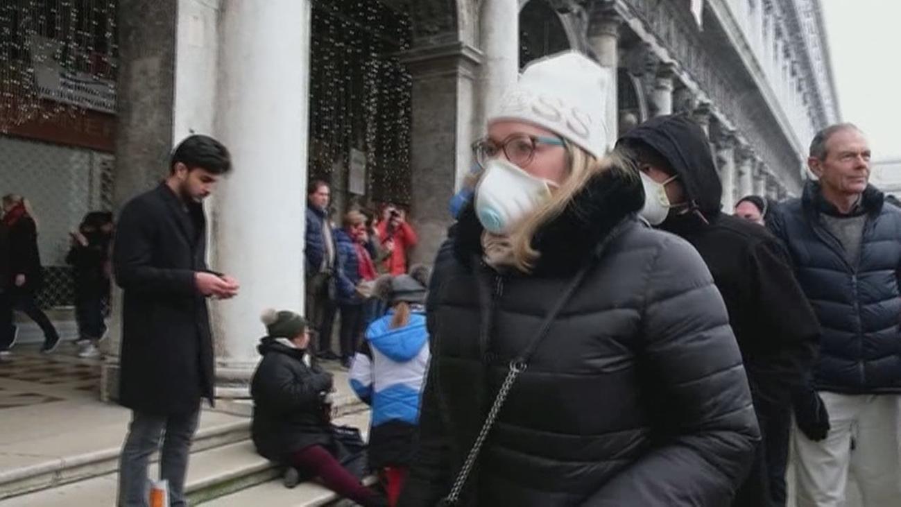 Quinta muerte por el coronavirus en el norte de Italia con 219 infectados