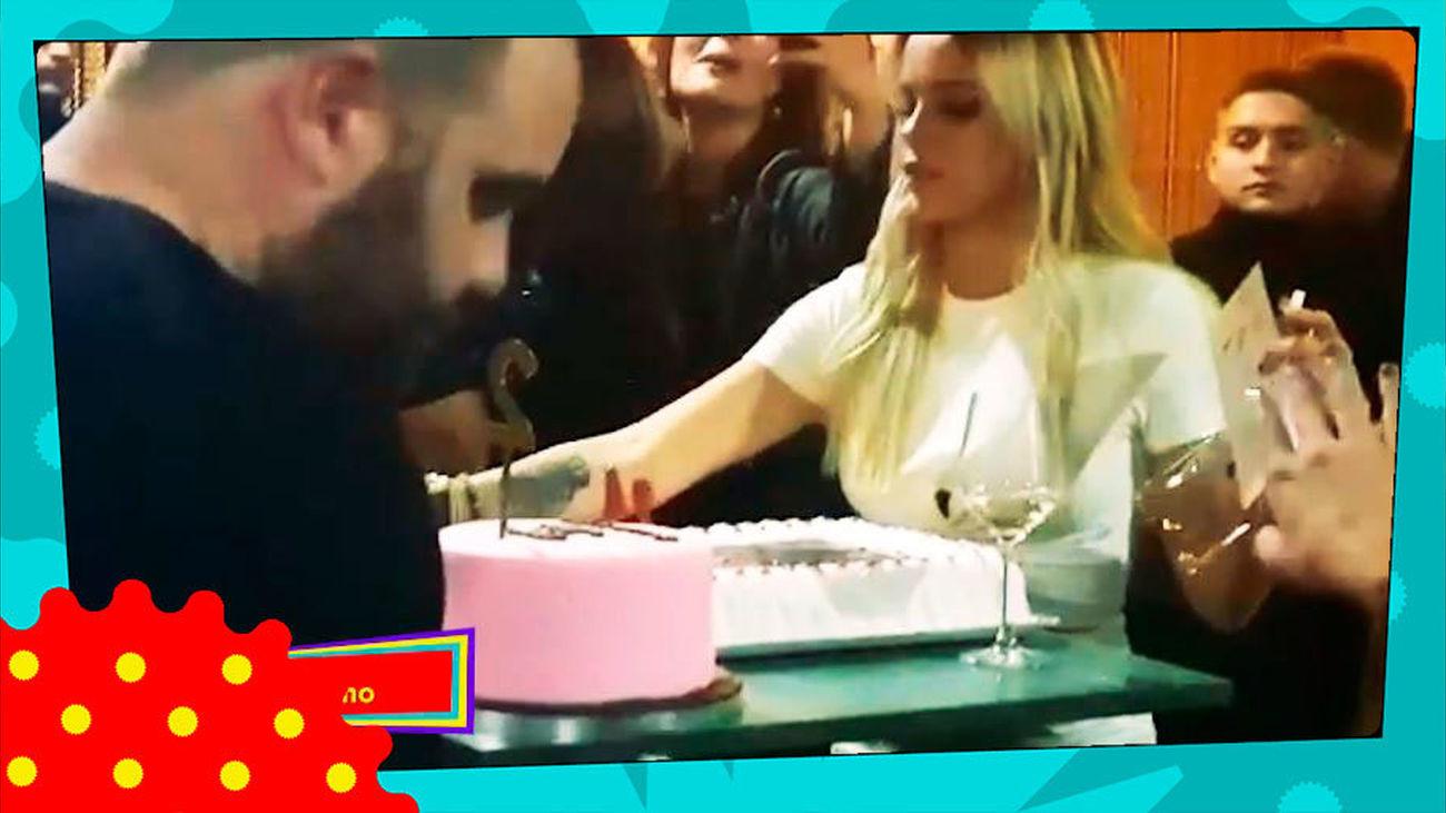 Así ha sido el primer cumpleaños de Gloria Camila sin Kiko Jiménez