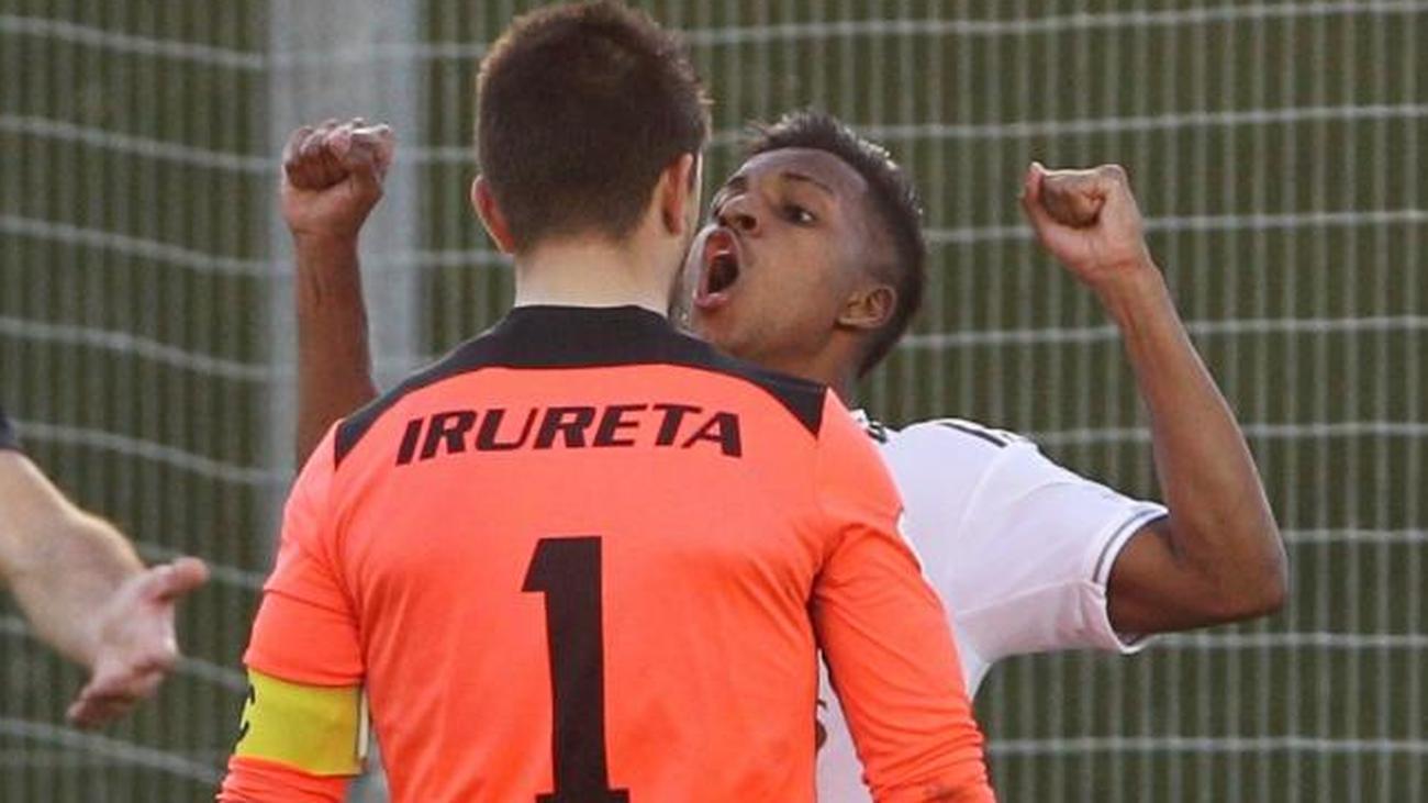 "Xabi Irureta: ""Rodrygo reaccionó con prepotencia"""