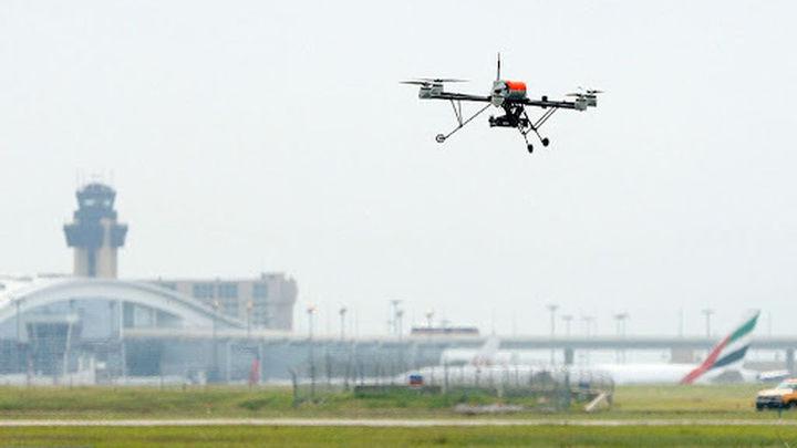 La Guardia Civil cree que el dron que obligó a cerrar Barajas nunca existió