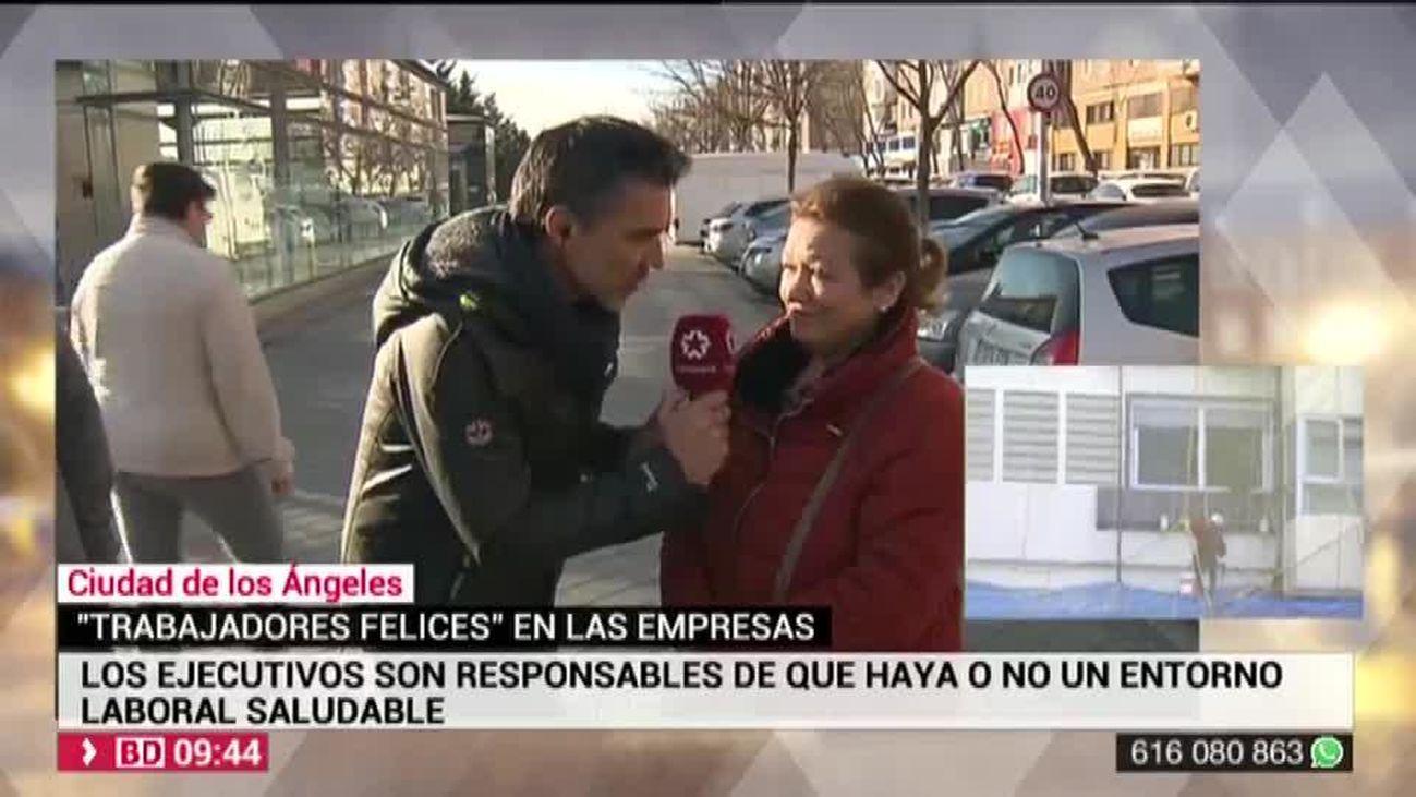 Buenos Días Madrid 25.02.2020 (9.00 - 10.30)