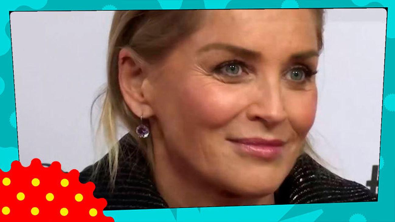 Sharon Stone busca el amor en ¡Tinder!