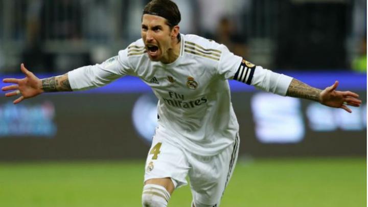 "Sergio Ramos: ""¿Mi renovación? Nos entenderemos seguro"""