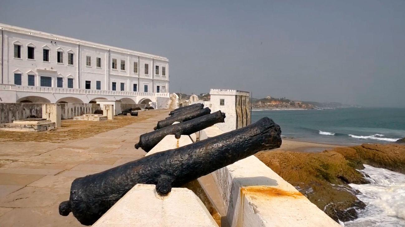 El Castillo de la Costa del Cabo, la cárcel de esclavos antes de partir a América