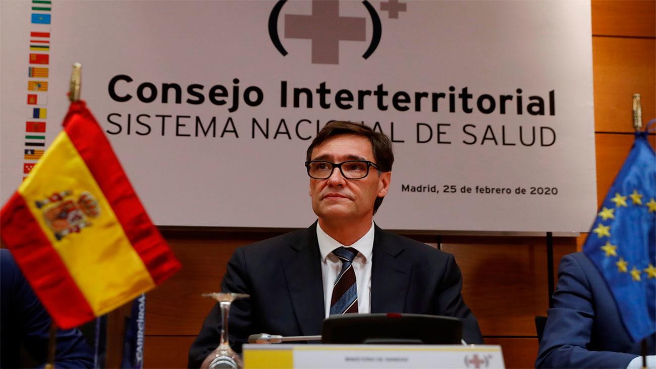 Confirmados en España 5 casos de coronavirus procedentes de Italia