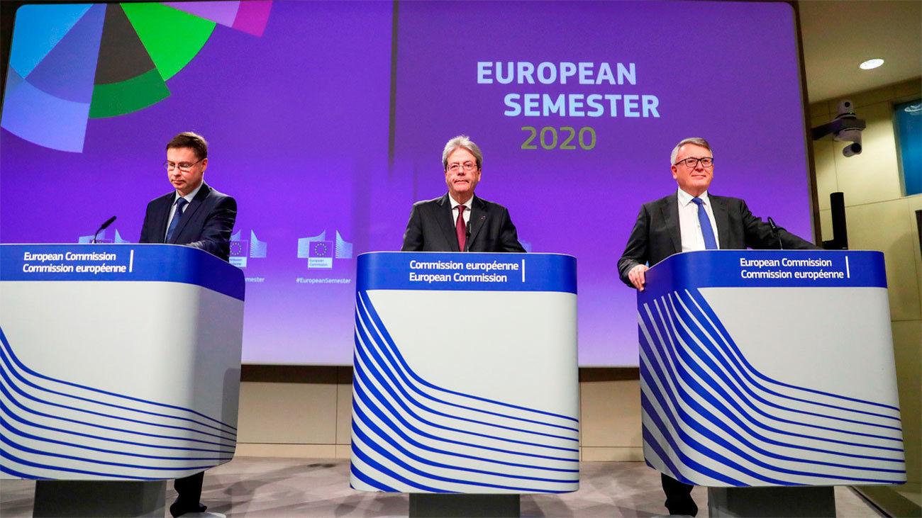 Bruselas pide al Gobierno que mantenga los aspectos positivos de la reforma laboral de Rajoy