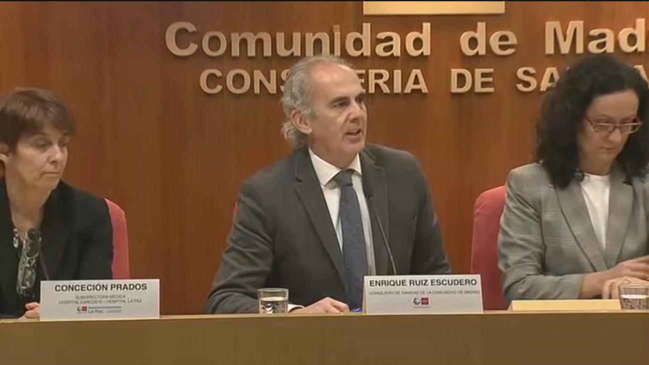 Madrid confirma un segundo caso de coronavirus, una persona que viajó a Italia