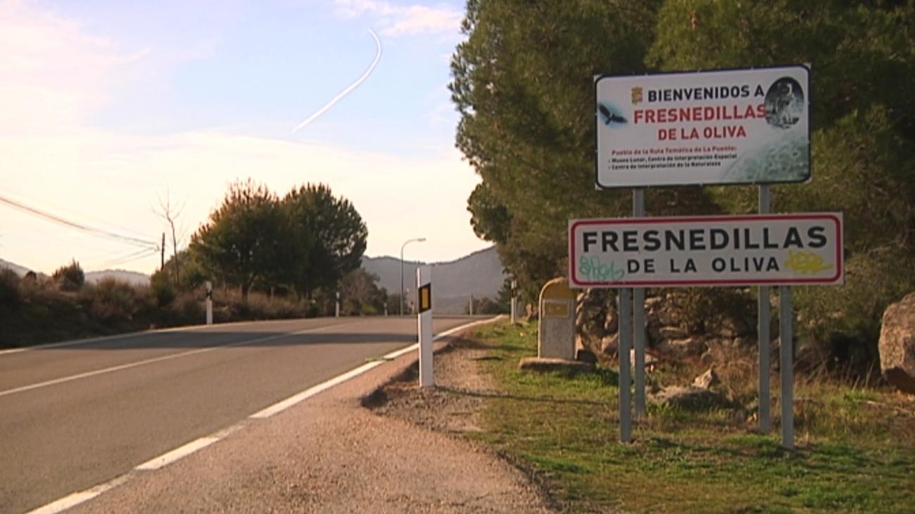 Bienvenidos a Fresnedillas de la Oliva