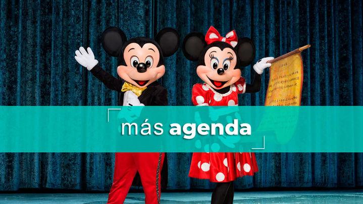 El hielo y la magia invaden Madrid con 'Disney On Ice - 100 años de magia'