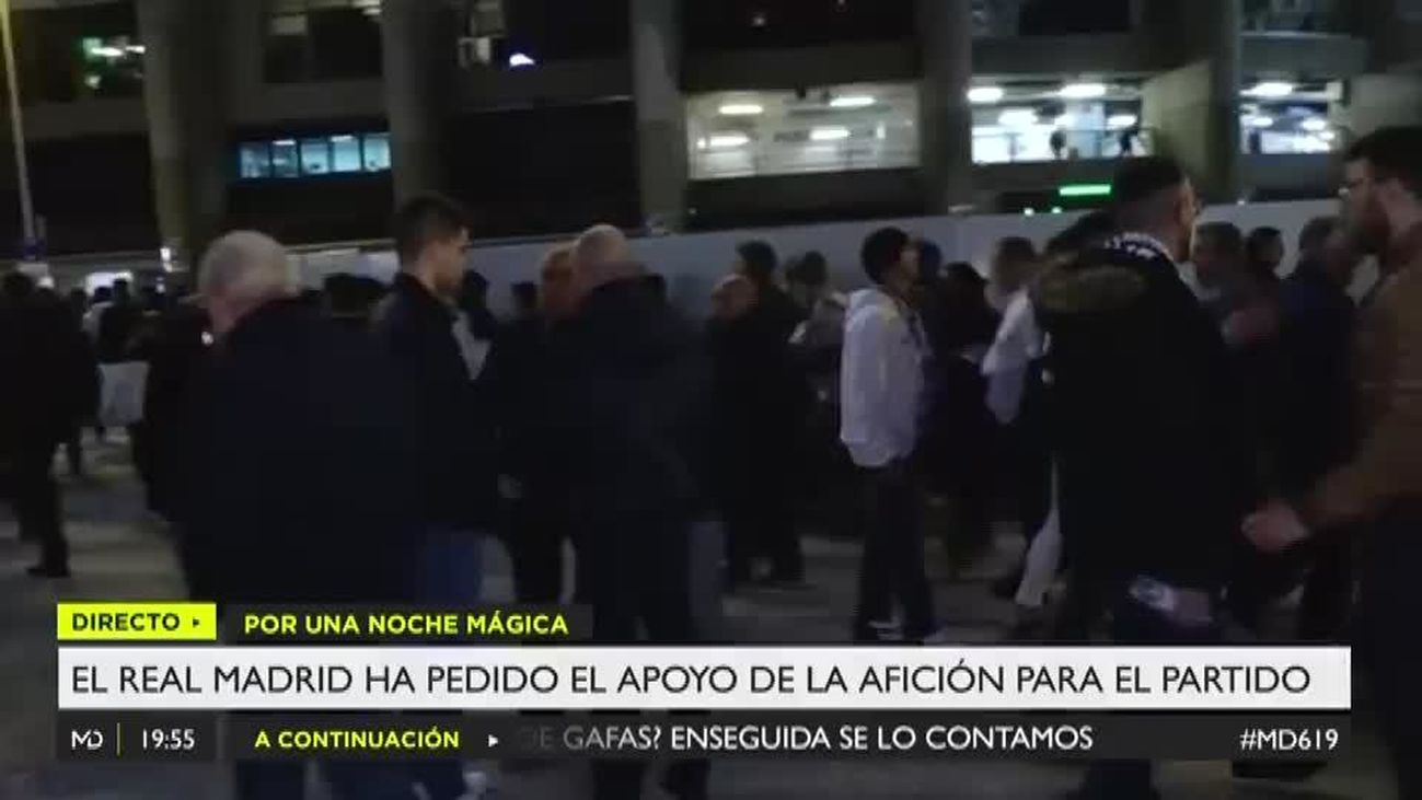 Madrid Directo 26.02.2020