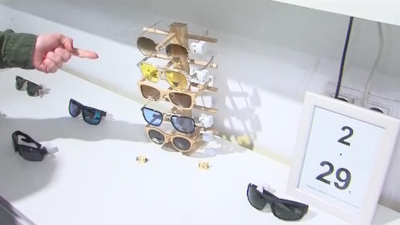 Gafas de sol a precio de chollo en Fuencarral