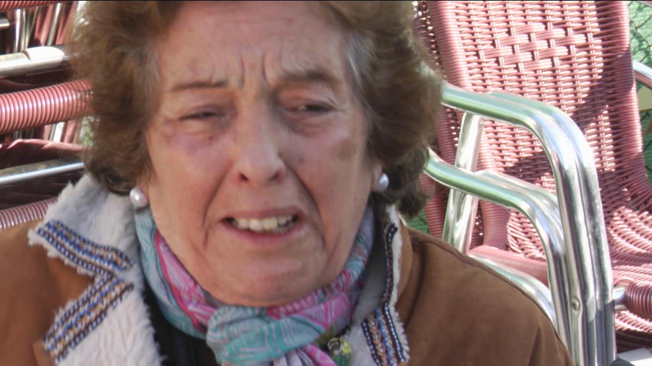 El 'último adiós' de un matrimonio octogenario a su casa en Aranjuez
