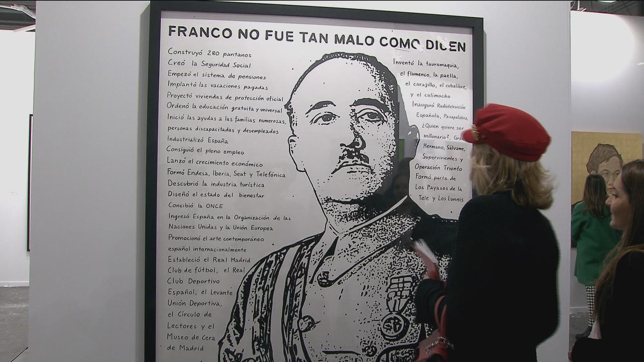 ARCO llega con polémica sobre Franco y con más obras de mujeres