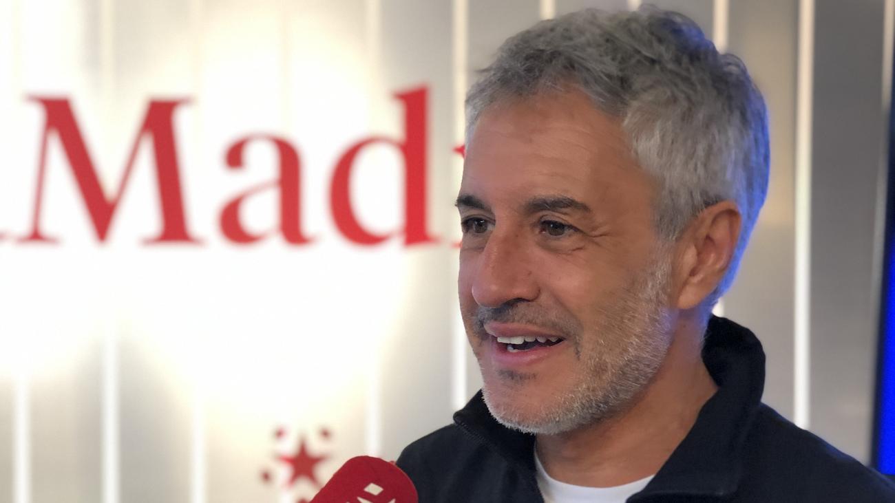 """Sergio Dalma: """"Pienso seguir trabajando hasta los 65 años, por lo menos"""""""