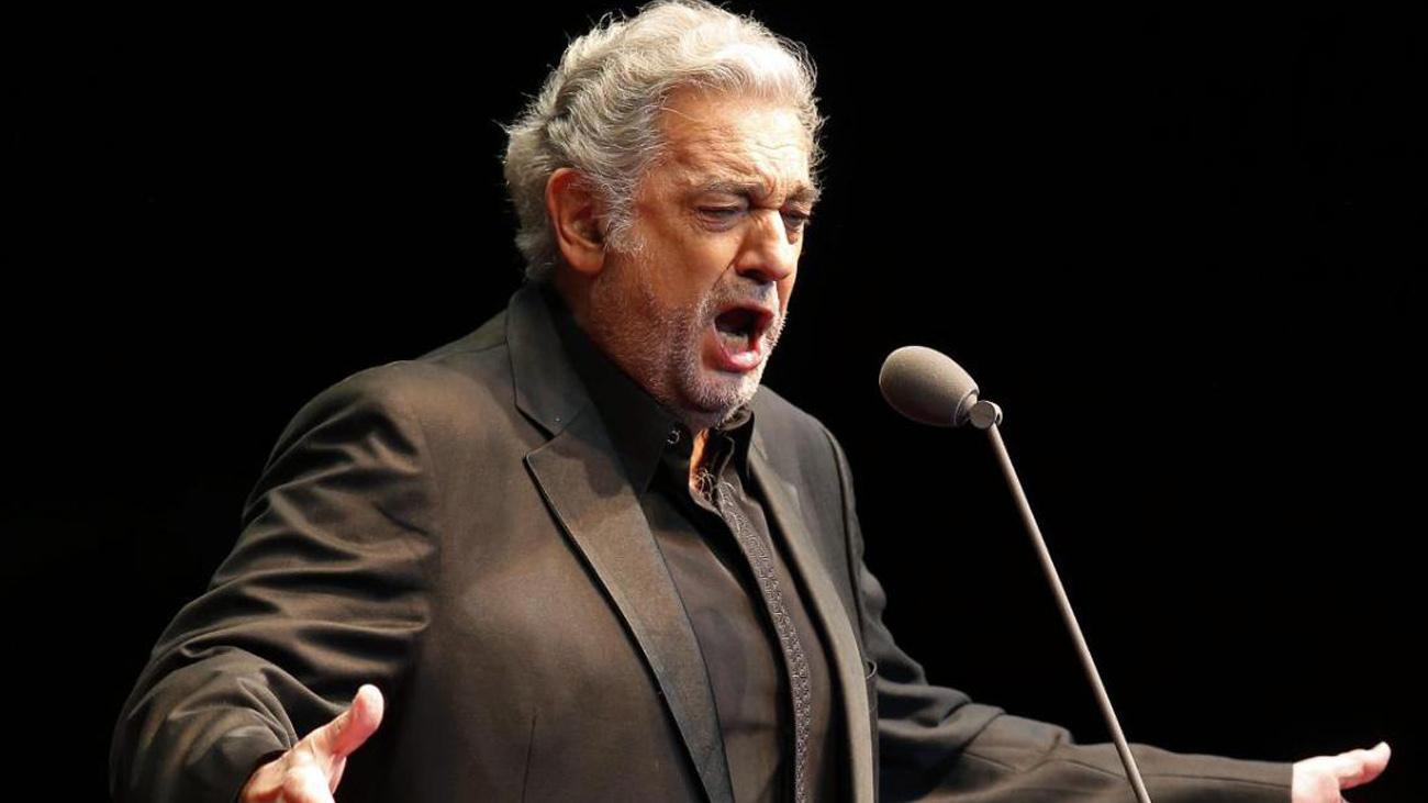 Plácido Domingo cancela sus representaciones en el Real