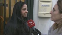 """""""No sabemos nada, ni como fue"""", dice la hermana de la mujer asesinada de un disparo en Ciudad Lineal"""