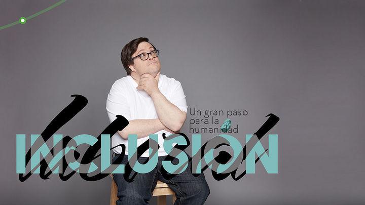 Pablo Pineda ayuda a concienciar a las empresas en una campaña de la Fundación Adecco