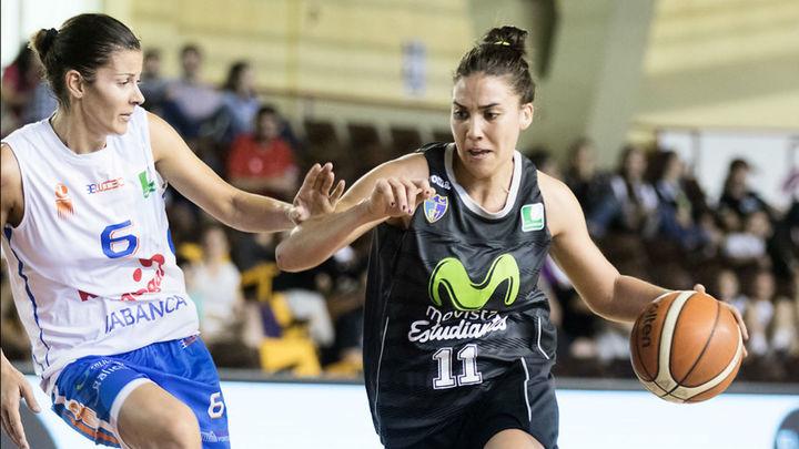 """Irene San Román: """"Estudiantes tiene que estar en ACB y Primera Femenina"""""""