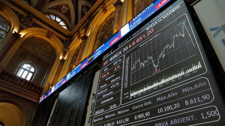 La bolsa registra la mayor caída semanal (11,76%) en casi diez años