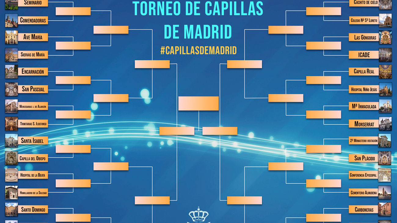 """La """"Champions"""" de las capillas y conventos de Madrid"""